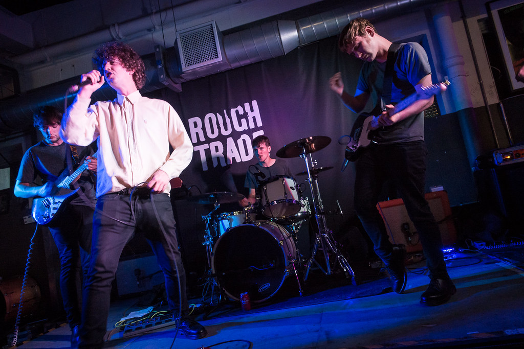 Autobahn at Rough Trade