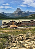 Many Glacier Lodge by Dailyville