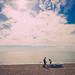 Fun on Sandgate Beach by RobStead