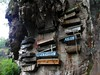 Hanging coffins, Sagada by ydcheow87