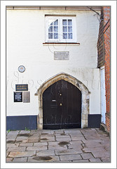 The Door at St Mary's