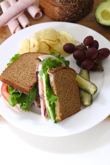 simplyxclassic, ocfoodie, ocfood, food blog, food blogger, recipe, the best turkey sandwich, orange county foodie, foster farms