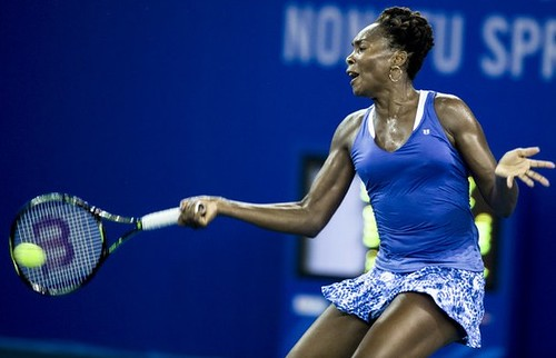 Venus Williams llega a 700 victorias en la WTA