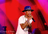Pharrell at the Hollywood Bowl 10/24/14 by V.M. Photography