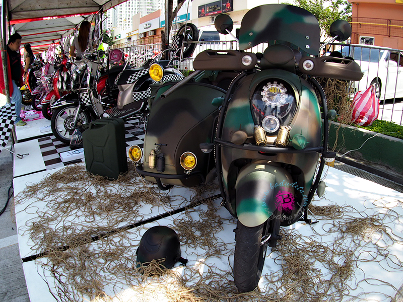 honda scooter fest