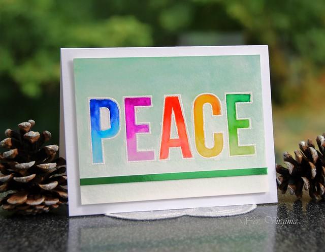PEACE-001