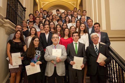Premios Mejores Notas de Admisión 2015