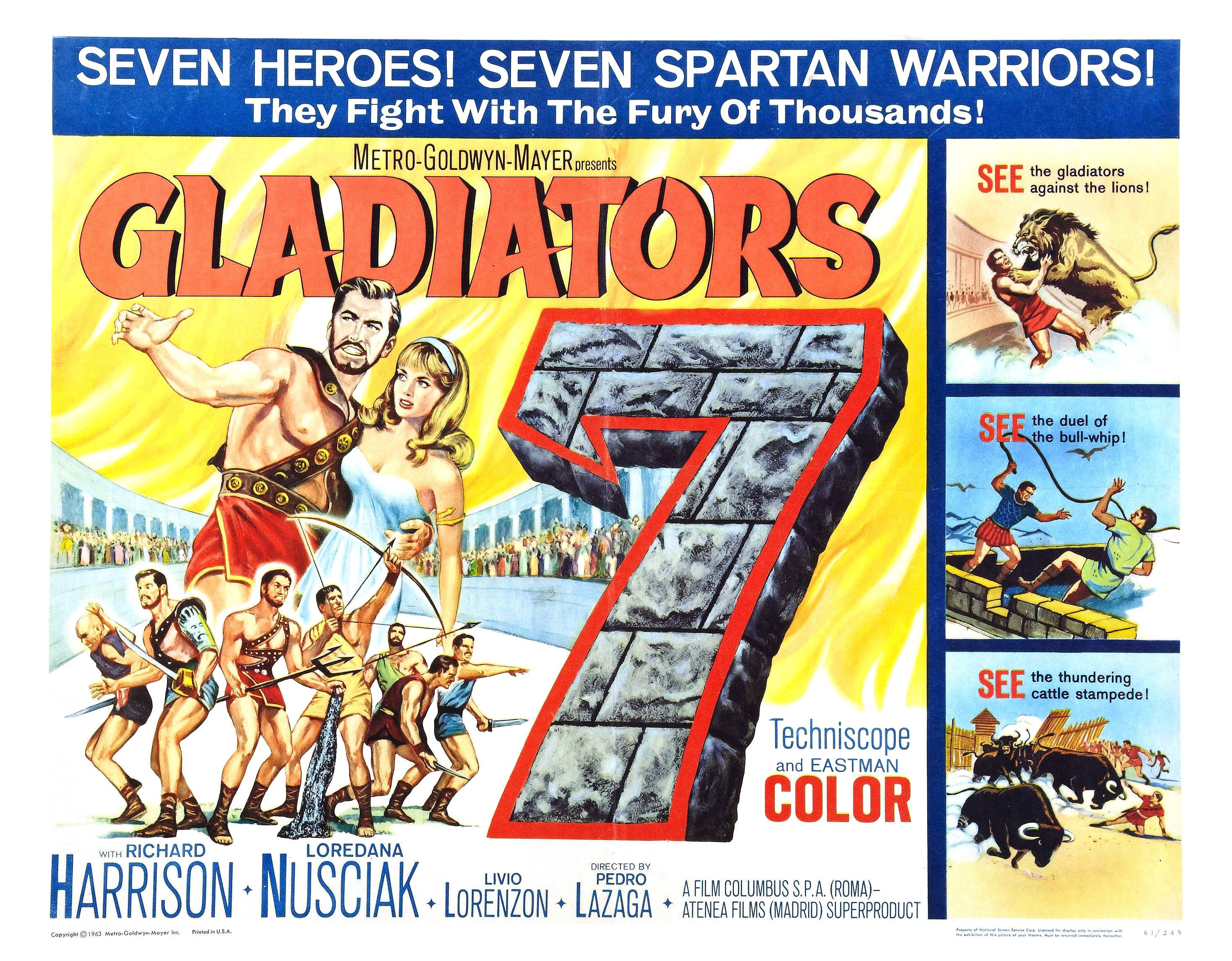 Gladiators 7 (1962)