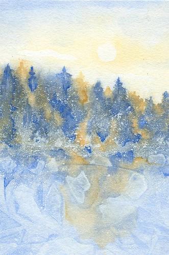 """Solitude"" by Vivi Woodcock"
