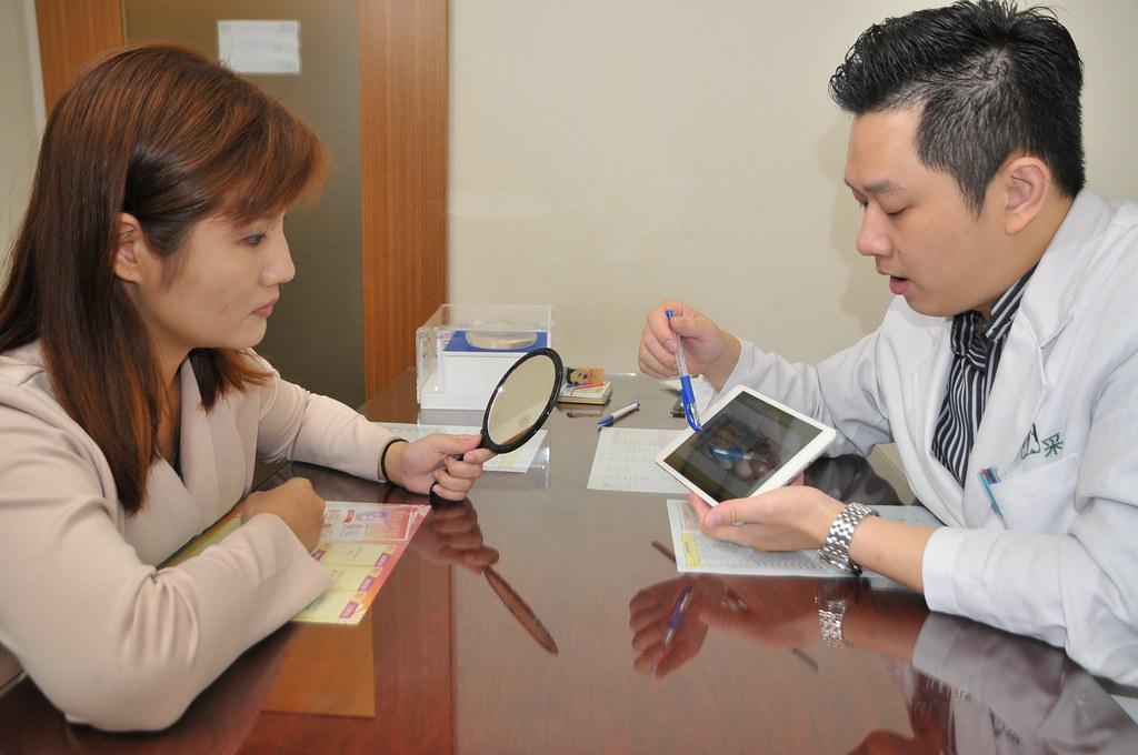 自己的臉自己救!推薦台北采醫漾麗診所自體脂肪豐頰 (2)