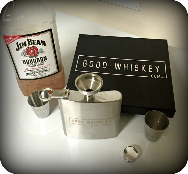 good whiskey flask