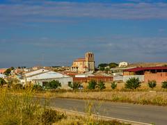 Torrecilla de la Abadesa. Iglesia de San Esteban
