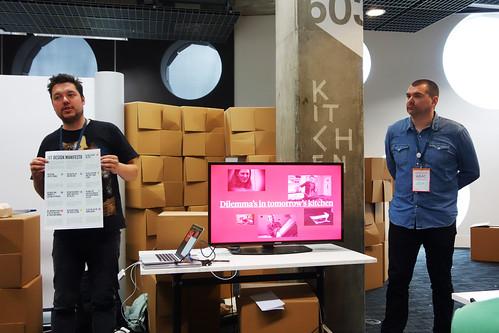 IoT Manifesto at Mozfest 2015