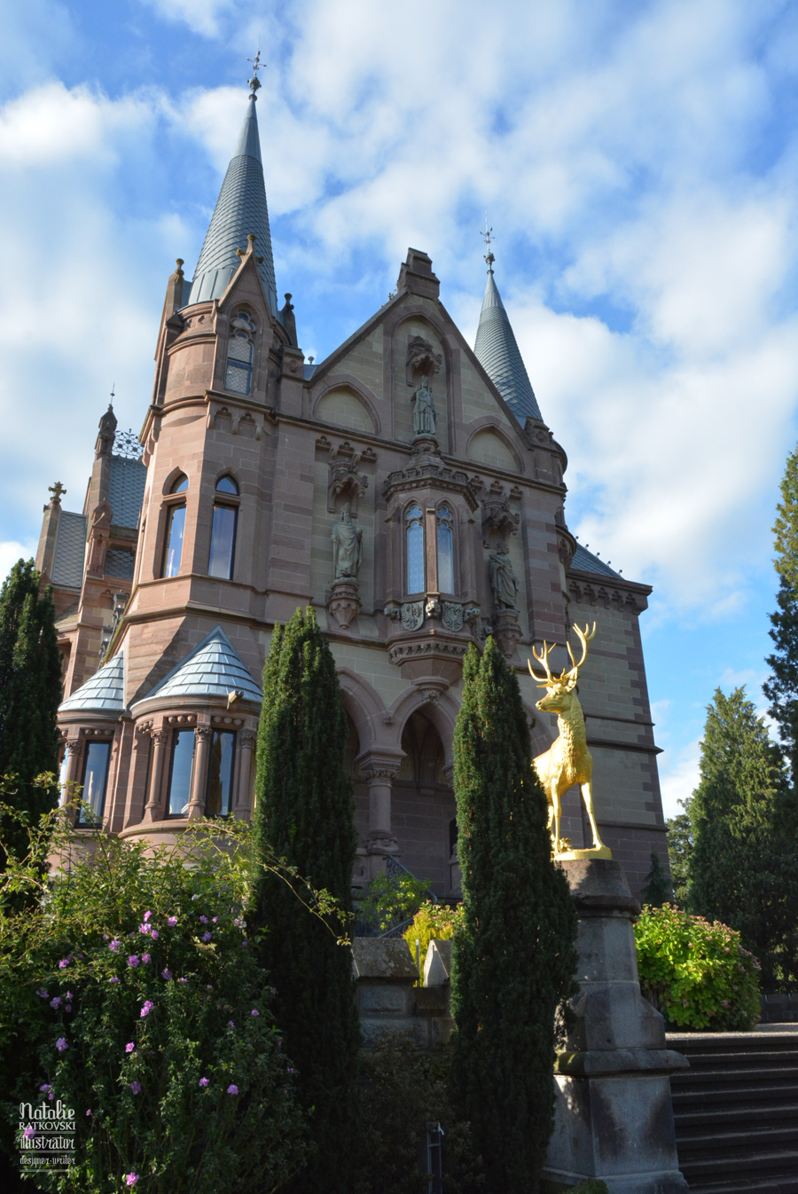 Castle Drachenburg