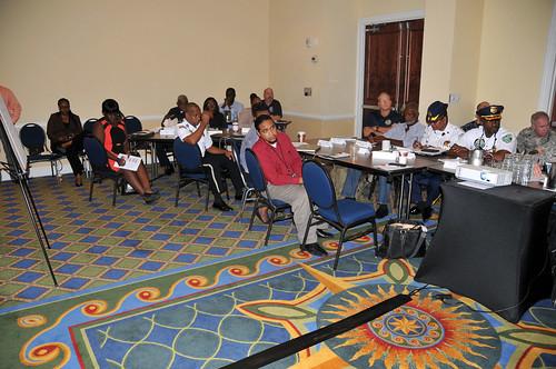 Maritime Emergency Planning Workshop