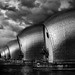 Thames Barrier by justinclayton99