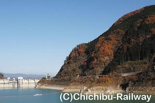 12/20(日)年忘れ奥秩父ウォーク☆秩父さくら湖