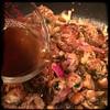#Homemade Mini #Meatballs & #Mushrooms #CucinaDelloZio - 1 c beef stock