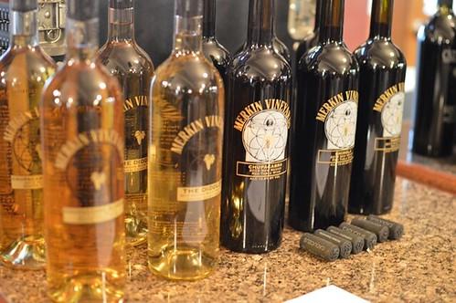 Caduceus wine masterclass
