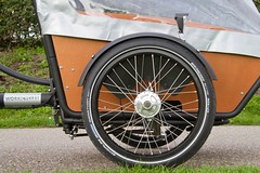 WorkCycles Kr8R Trike Sparkle Anthracite 3