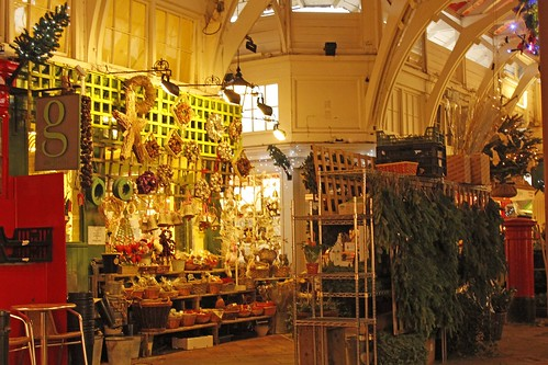 The Covered Market, Oxford