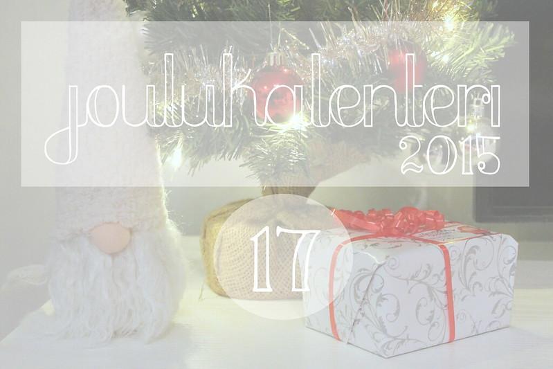 joulukalenteri luukku 7