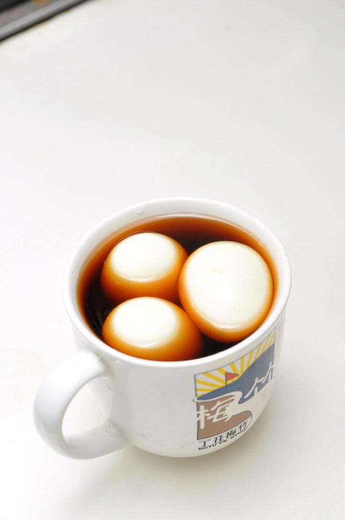 自己在家做日式糖心蛋