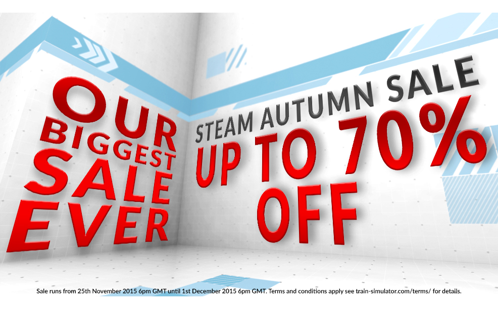 STEAM NOVEMBER SALE