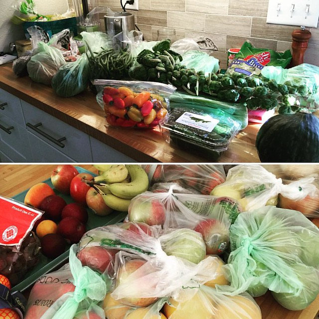 We do not have enough fruits and vegetables for the #festivalofpie!