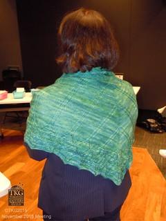 Yokohama shawl
