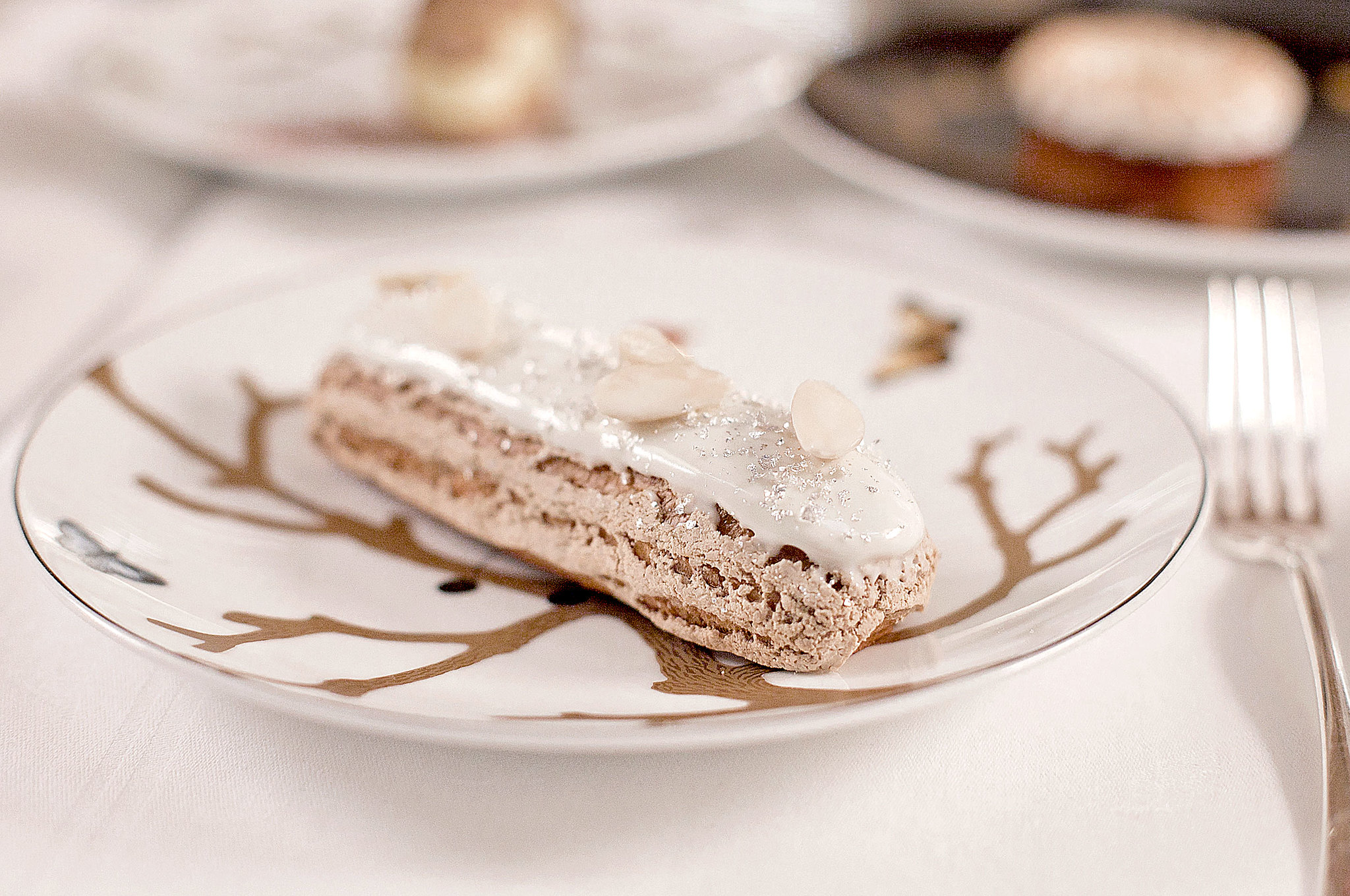 Pastry by Cédric Grolet, Hotel Le Meurice