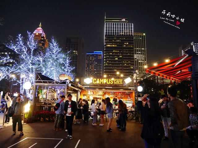 台北一日遊推薦COMMUNE A7信義區貨櫃市集攤位吃喝攻略 (16)