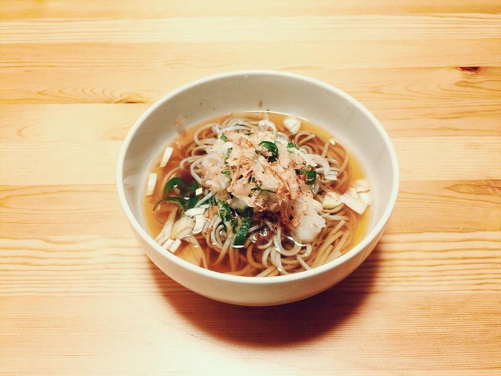 福井県の年越し蕎麦 越前おろし蕎麦