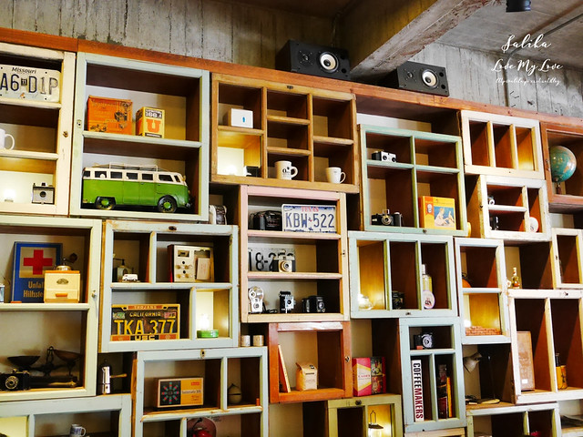 台北小巨蛋站附近咖啡館餐廳小破爛咖啡CAFE JUNKIES (7)