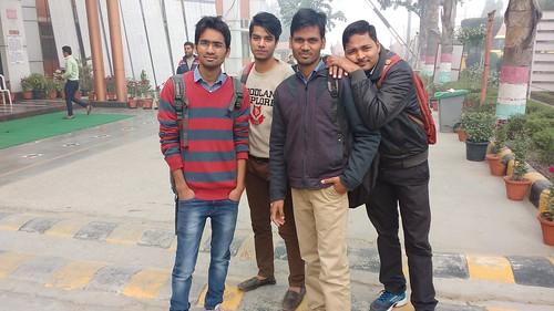 abhishek singh maurya kushwaha yadav verma amir nasim niet greater noida delhi area college friends engineering engineer student