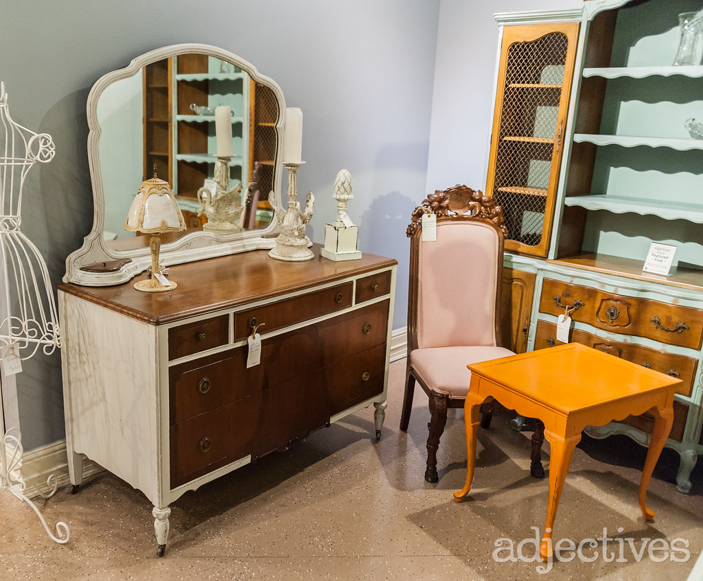 Adjectives Featured Finds in Winter Park by Eric Madison's Vintage Corner