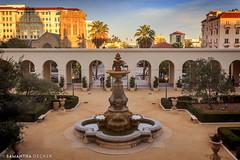 The Fountain at Pasadena City Hall