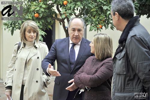 Visita presidenta diputación cadiz Irene Garcia a Algeciras (2)