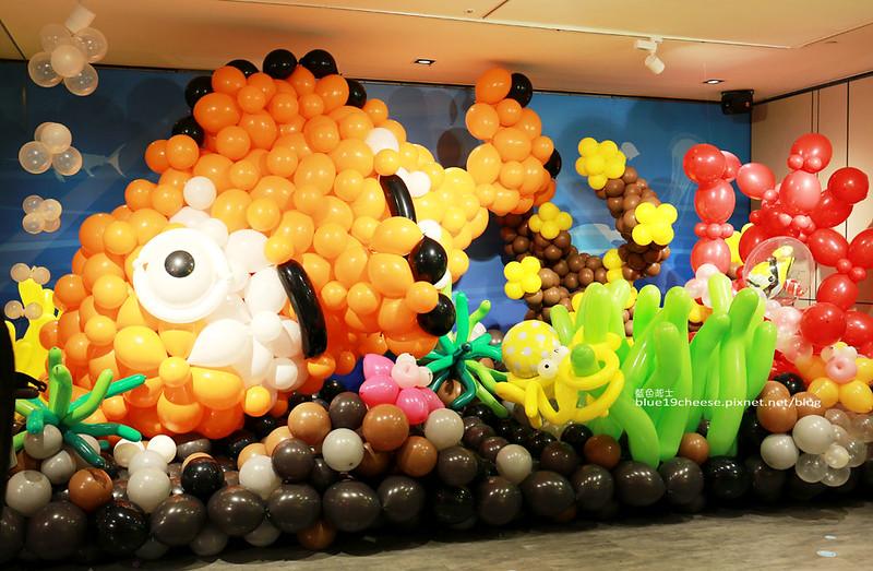 33380083225 78eb8f6e72 c - 童趣幻想.氣球探索遊樂園-穿過彩虹隧道.來到氣球樂園.空中陸地海洋通通有.還有卡友限定的氣球泡泡池喔.台中新光三越10F天空劇場.3/11~3/29.免費入場參觀.假日親子遊