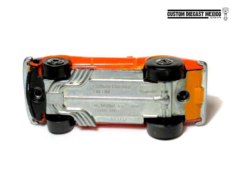 Hot wheels custom 39 68 camaro custom diecast m xico for Metallic farben fa r die wand