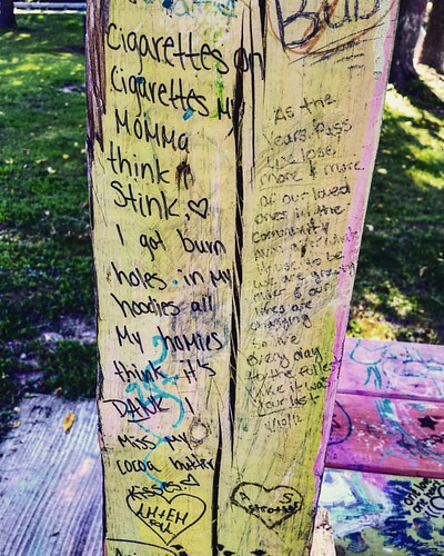 Graffiti at Papermill Falls Park VI. #graffiti