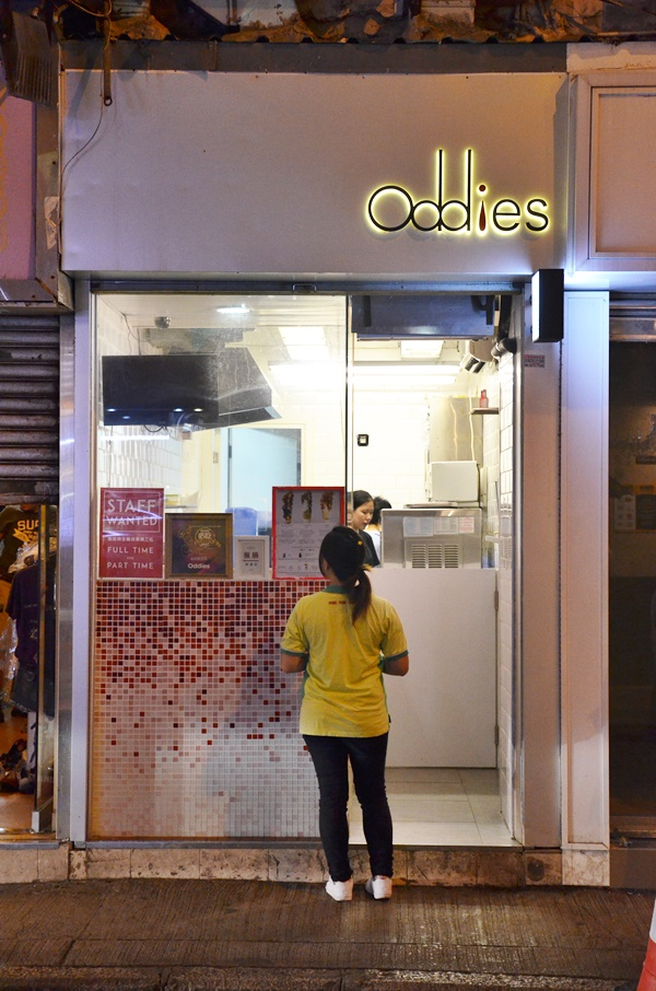 Oddies @ Wan Chai