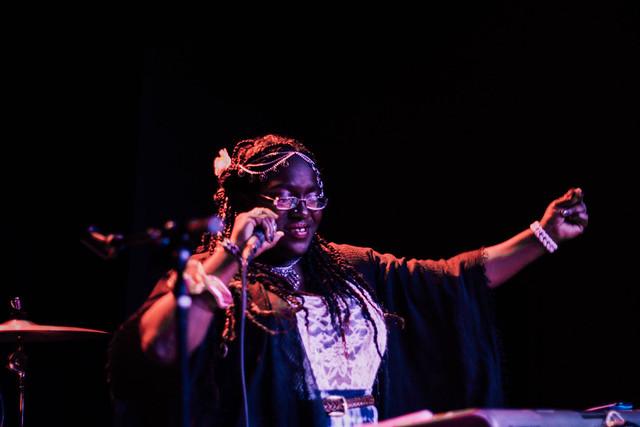 Edem Kegey @ Reverb | 9.4.15 | Benson Femme Fest
