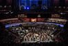 DSCN1056c Crouch End Festival Chorus and BBC Symphony Orchestra take a bow after performing Charles Ives Symphony No. 4. 9th September 2015. Royal Albert Hall London. by Paul Ealing 2011