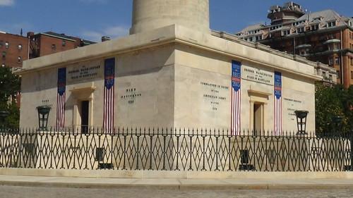 Baltimore Washington Monument Aug 15 6