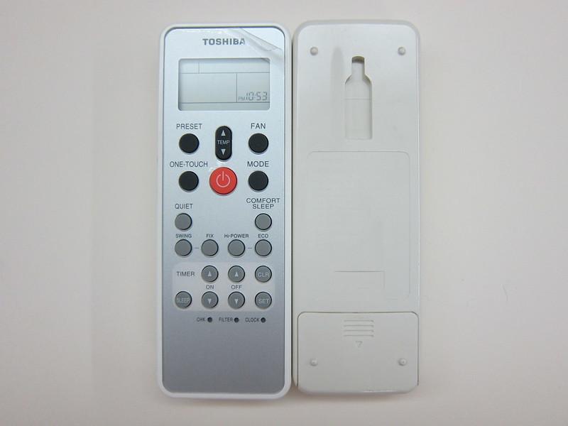 Toshiba Air Conditioner Remote - WC-L03SE