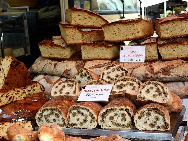 Brot Markt Luino