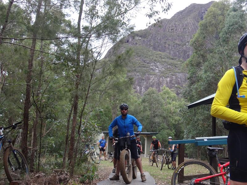 Mt Beerwah Picic Area