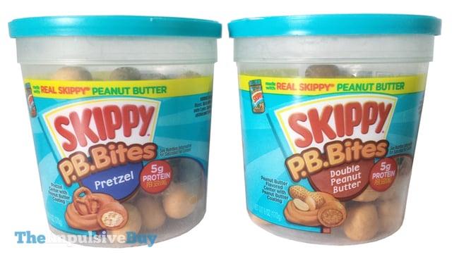 Skippy Pretzel P.B. Bites