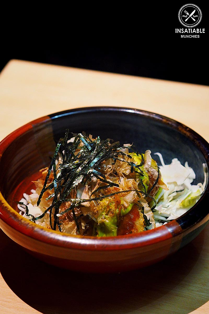 Sydney Food Blog Review of One Tea Lounge, Sydney CBD: Takocini, $9